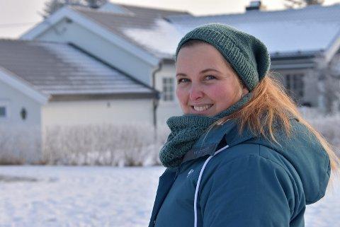– Jeg har vært av dem som har tenkt at det kan være fint med tog gjennom Aurskog-Høland. Det var helt fram til at jeg så et forslag om hvor toget faktisk kan gå, sier Victoria Vormeland fra Aurskog.