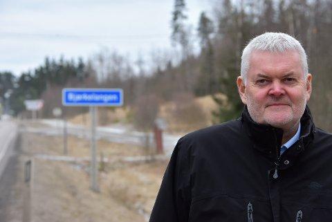 – Når vi ser boligprisutviklingen i Oslo og Lillestrøm, tror jeg veksten i Aurskog-Høland vil fortsette, sier John Sigurd Bjørknes, administrerende banksjef i Høland og Setskog Sparebank.