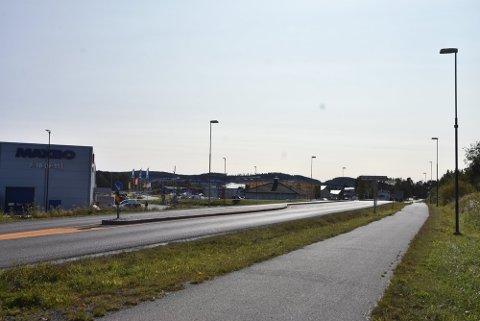 Aurskog-Høland kommune foreslår å droppe planene om en ny rundkjøring ved det nye boligfeltet på Bliksrudåsen. Arkivfoto: Trym Helbostad