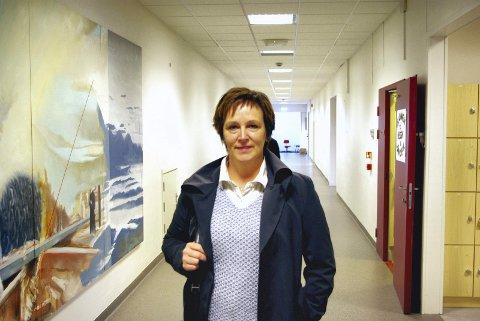 Margunn Ebbesen  trodde ikke det var sant da hun fikk den dårlige nyheten fra Sandnessjøen onsdag.