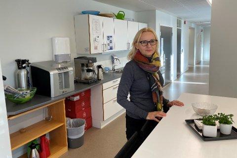 PENSJONIST: Nåværende leder for barnevernet i Time, Reidun Hjelmervik går snart av med pensjon. Dermed må noen andre ta over stillingen hennes.