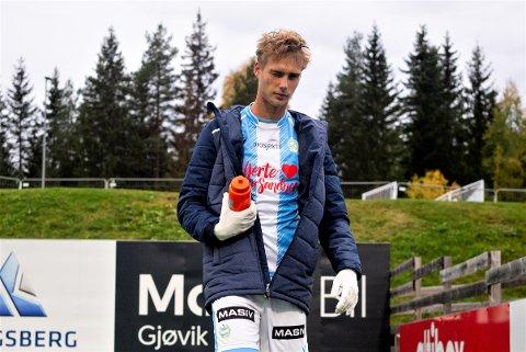 FORLATER SANDNES: Bryne-gutten Magnus Retsius Grødem er klar for Molde.