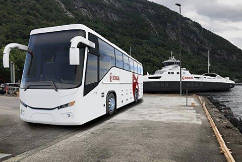 MILJØSATSING: Nå vil Boreal ha elektriske busser i Finnmark.