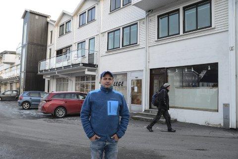 Kilen Eiendom ved Andrew Howatson eier nå halvparten av Bryggasenteret.