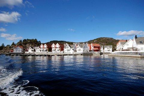 IDYLL: Lille Kirkeholmen. Bildet er en illustrasjon, og er opprinnelig tatt i en annen sammenheng.