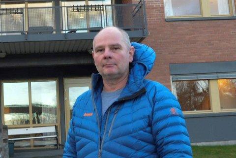 Kommunalsjef for helse og omsorg, Alv Dag Brandal.