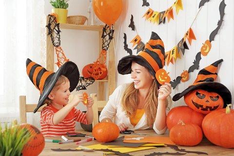 Som følgje av pandemien er det fleire omsyn å ta når halloween skal bli markert i år.