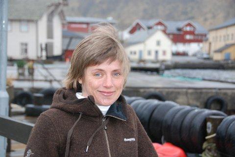 Eli Eiane Klyve er ny dagleg leiar i Byggservice AS. (Arkivfoto)