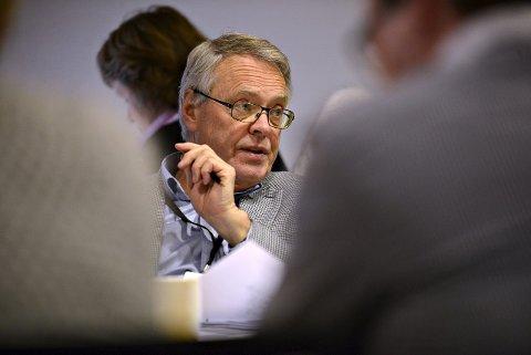 HAR MER Å SI: Kjell Gunnar Hoff (Kbl) er leder i kommunens sykehusutvalg og leder av Kongsbergs største politiske parti. Han sier at Kbl skal sende en egen uttalelse til Vestre Vikens høring.