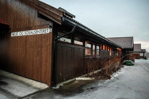 FASTLEGER: Legekontoret på Lampeland.