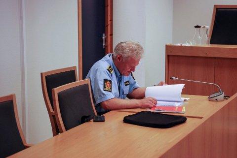 AKTOR: En gutt i slutten av tenårene ble dømt til 60 dagers fengsel, hvorav 45 dager gjøres betinget. Aktor i saken, Hans Egil Seljordslia er tilfreds med dommen.