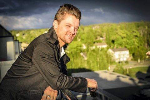 Eirik Tovsrud Knutsen er blant søkerne til produsentstillingen på Kongsberg musikkteater.