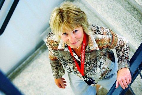 Elisabeth Holen er fylkesdirektør ved NAV Buskerud.