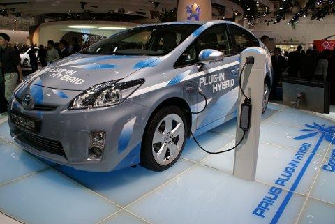 TILBAKEKALLER: Toyota tilbakekaller 2,4 millioner hybridbiler etter å ha oppdaget en feil som potensielt kan føre til ulykker. Over 14.000 biler tilbakekalles i Norge.