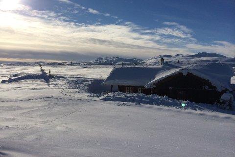 Veggli  20140218. Sol og vinterferiestemning på Dalsethaugen på Veggli i Rollag.   Foto: Tor Richardsen / NTB scanpix