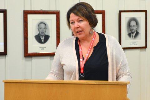 LEDER: Inger Lene Bekkjorden er leder for Nav Numedal. Nå kan hun også bli leder for hele flyktningetjenesten i Numedal.