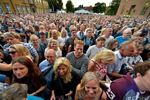 FOLKEFEST: Fylkets festivaler, som Kongsberg Jazzfestival, kan nå søke om penger.