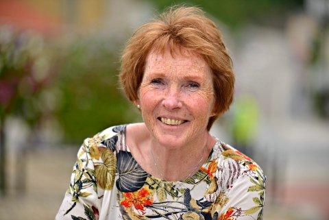 HOLD DERE I SENTRUM: Kari Anne Sand mener Biltema ikke bør flyttes ut av sentrum.