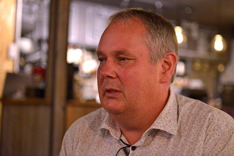 Valg 2019 Valvake Arbeiderpartiet Ingar Storholt
