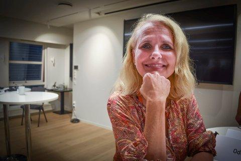 POP: Susanne Taalesen (Ap) fikk flest slengere fra andre partier i Flesberg.