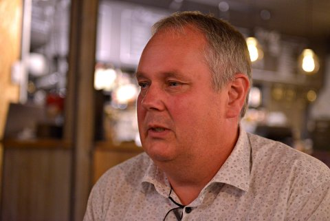 Skuffet: Ingar Storholt var optimistisk lenge, men da resultatet kom, innrømmet han at han var skuffet.