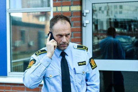 KRIMSJEF: Politiet og Morten Ole Pedersen vil høre fra folk som har blitt frastjålet post.