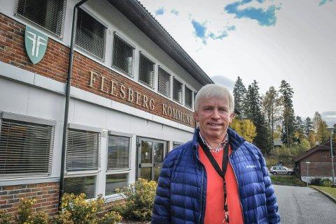 FLESBERG: Ordfører Oddvar Garaas opplyser at en person i Flesberg er meldt smittet siste døgn.