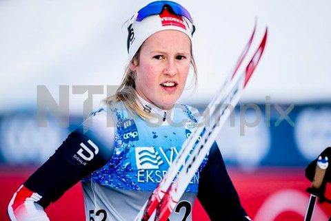 VM-KLAR: Rollagjenta Karoline Simpson-Larsen gleder seg til U 23-VM i Tyskland.