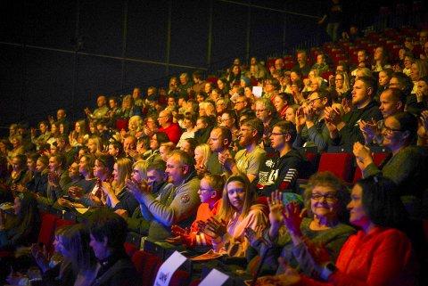 STOR PLASS: Flere og flere aktører tar i bruk musikkteatret til sine arrangementer. Folkeuniversitetet Senior arrangerer sitt første foredrag der 3. mars.