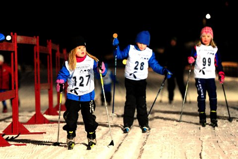 UTSATT: Det første rennet i Kongsberg skikarusell er utsatt. FOTO: OLE JOHN HOSTVEDT
