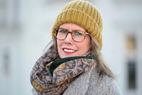 PÅSKEPRATEN: Ragnhild Menes er den nye festivalsjefen for Kongsberg jazzfestival.