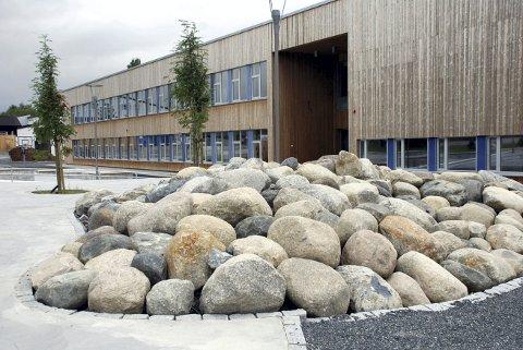 Får mer: Rådmannen foreslår endringer i fordelingsmodellen som vil gi blant annet Høvik skole et større budsjett.