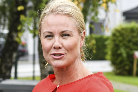 ORDFØRERKANDIDAT: Silje Kjellesvik Norheim, Arbeiderpartiet.