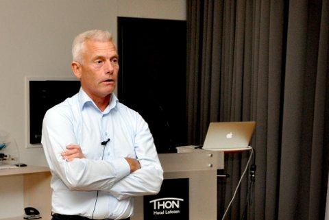 Jesper Rungholm i DAT (Danish Air Transport) har gjort seg godt kjent med også det norske flymarkedet.