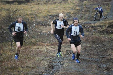 Løp: Halvmaraton i Svolvær vil ha en terrengdel, mens Leknesløpets halvmaraton får en flat løypeprofil. Noe for enhver smak altså. Arkivfoto