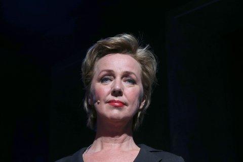 Skuespiller: Marit Andreassen har stemmene til en av hovedrollene i animasjonsfilmen KuToppen.