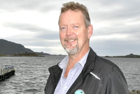 SILDELEDER: Per Roger Vikten ble gjenvalgt som leder i Nordland sildefiskarlag.
