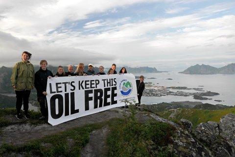 I medvind: Odd Arne Sandberg leder Folkeaksjonen for oljefritt Lofoten, Vesterålen og Senja og ble gjenvalgt på årsmøtet i helgas landsmøtesamling. Han mener aksjonen har medvind og stort engasjement i sitt tiende år