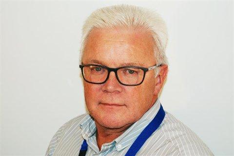 PRIORITERT: Rådmann Kjell Idar Berg sier kommunen nå avventer et brev fra Marianne Rasmussen, og han lover rask behandling.