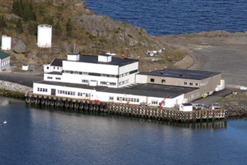 FISKEBRUK: Fra årskiftet overtar Myre fiskemottak AS driften ved anlegget i Moskenesvågen.