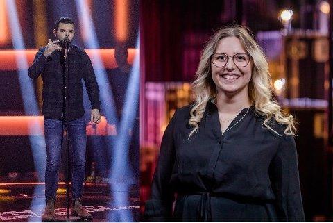 "TV2: Steffi Jo Buie (30) fra Leknes er med i årets ""The Voice""."