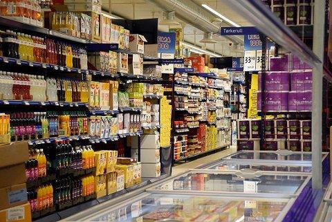 MÅ HOLDE STENGT: Rema 1000s butikker i Nordland får ikke holde åpent utover normal åpningstid. Arkivfoto