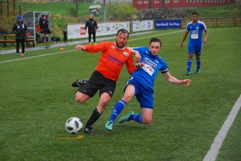 Ballstad-spiller Pål Berg.