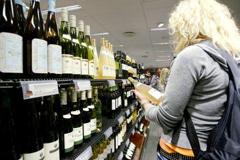Vinmonopolet holder stengt julaften, og 1. og 2. juledag.