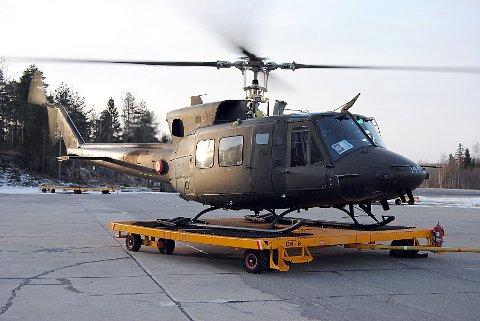 – Flyttingen av Bell 412 til Rygge styrker evnen til å bistå politiet på Østlandet, beredskapstroppen og spesialstyrkene i kontraterroroperasjoner, skriver tillitsvalgte ved Rygge Flystasjon.