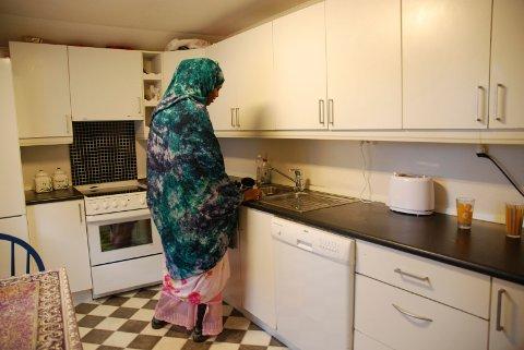 IVARETATT: Alle beboere i Nyquistbyen får nye boliger i 2017. Men det er fortsatt mangel på boliger til vanskeligstilte.