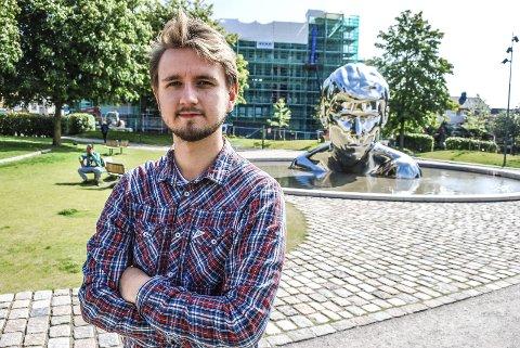 SV-REPRESENTANT: Freddy Øvstegård fra Sarpsborg.