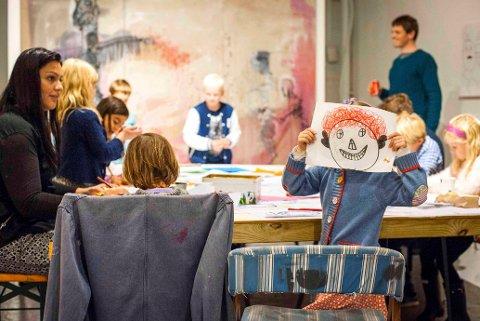 FESTIVAL FOR KIDSA: House og Foundation arrangerer festival hvor barn og voksne kan ha det hyggelig sammen.