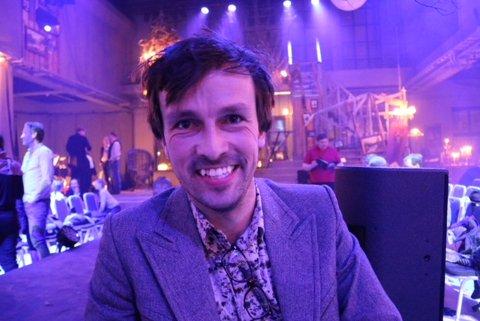 Regissør Per Emil Grimstad er spent på publikums endelige reaksjon på forestillingen.
