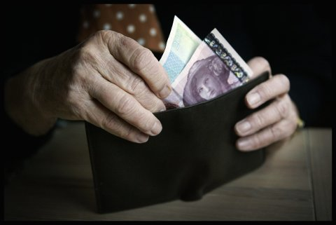 Kjøpekraft: Folkeopprøret mot kutt i pensjons- og trygderettigheter redegjør for bekymring i forhold til pensjonisters kjøpekraft.